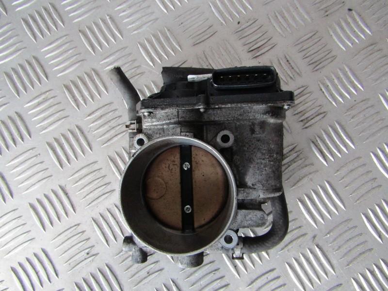 Заслонка дроссельная электрическая N3H1136B0 5G210510 Mazda RX-8 2007 2.6