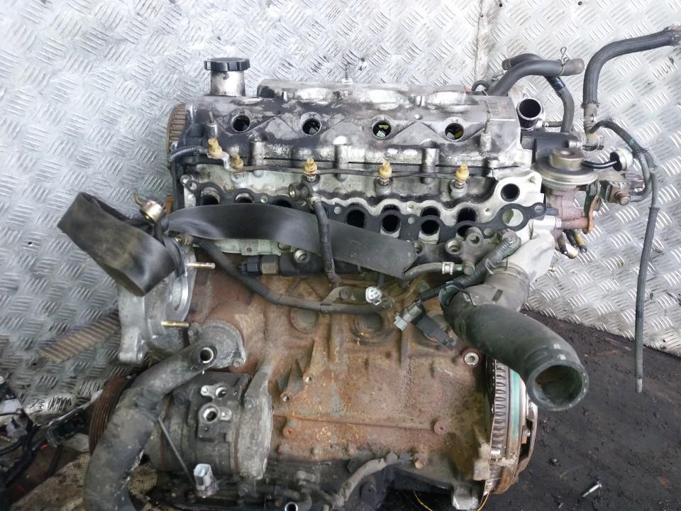 Двигатель 1CD   Toyota AVENSIS 2001 2.0