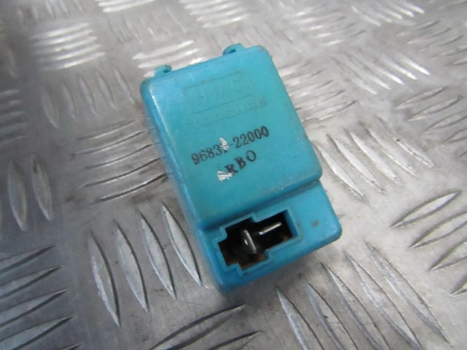 Rele 9683122000 96831-22000 Hyundai ACCENT 2002 1.3