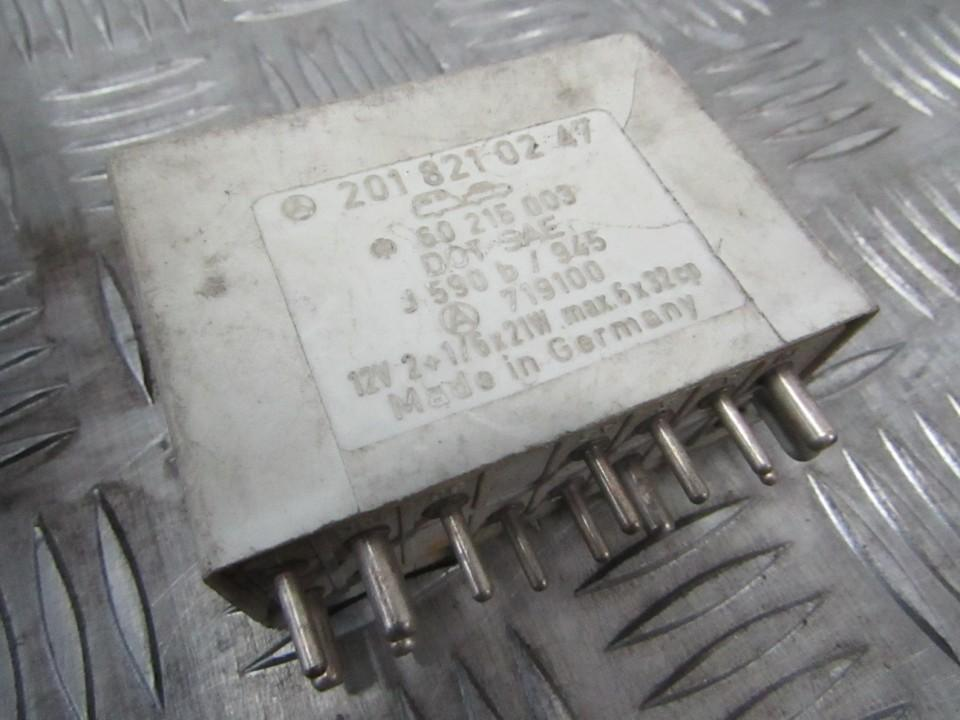 Relay module 2018210247 used Mercedes-Benz C-CLASS 2004 1.8