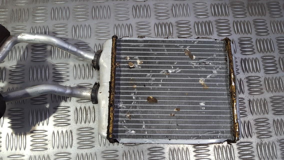Opel  Astra Salono peciuko radiatorius
