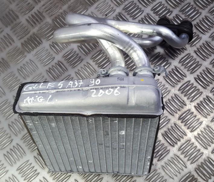 Heater radiator (heater matrix) 1K0819031A 666929E Volkswagen GOLF 1994 1.9