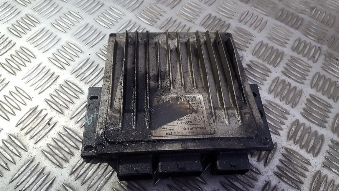 Variklio kompiuteris 8200498185 8200469333 Renault KANGOO 1998 1.2