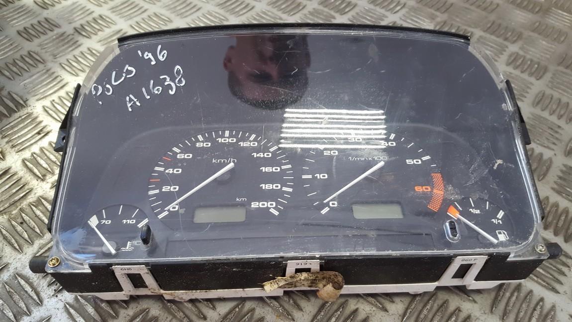 Щиток приборов - Автомобильный спидометр 6n0919860p used Volkswagen POLO 2002 1.2