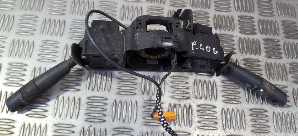 Posukiu, Sviesu ir valytuvu rankeneliu komplektas 9618706880 6155 Peugeot 406 1997 2.1
