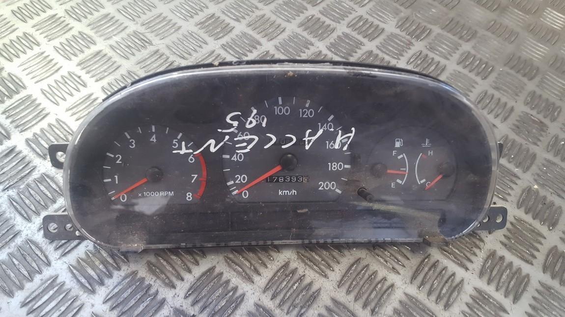 Spidometras - prietaisu skydelis used used Hyundai ACCENT 2002 1.5