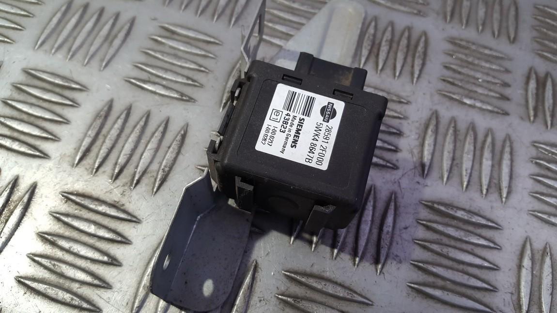 Imobilaizerio kompiuteris 285912F000 5WK48647B Nissan NAVARA 2003 2.5