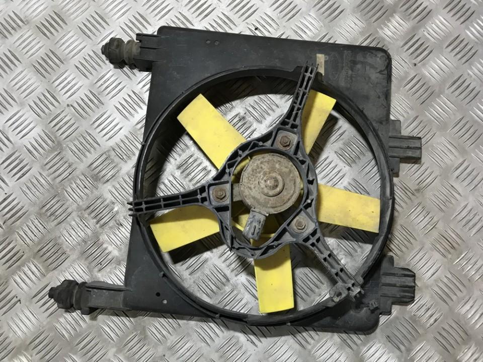 Difuzorius (radiatoriaus ventiliatoriaus) 96fb8k620da 96fb-8k620-da Ford FIESTA 2009 1.2
