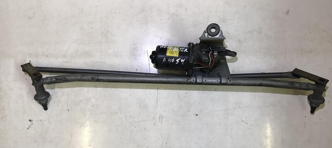 Renault  Master Windshield Wiper Linkage front