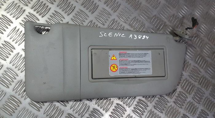 Apsauga nuo saules 8200051290 USED Renault SCENIC 2003 1.6