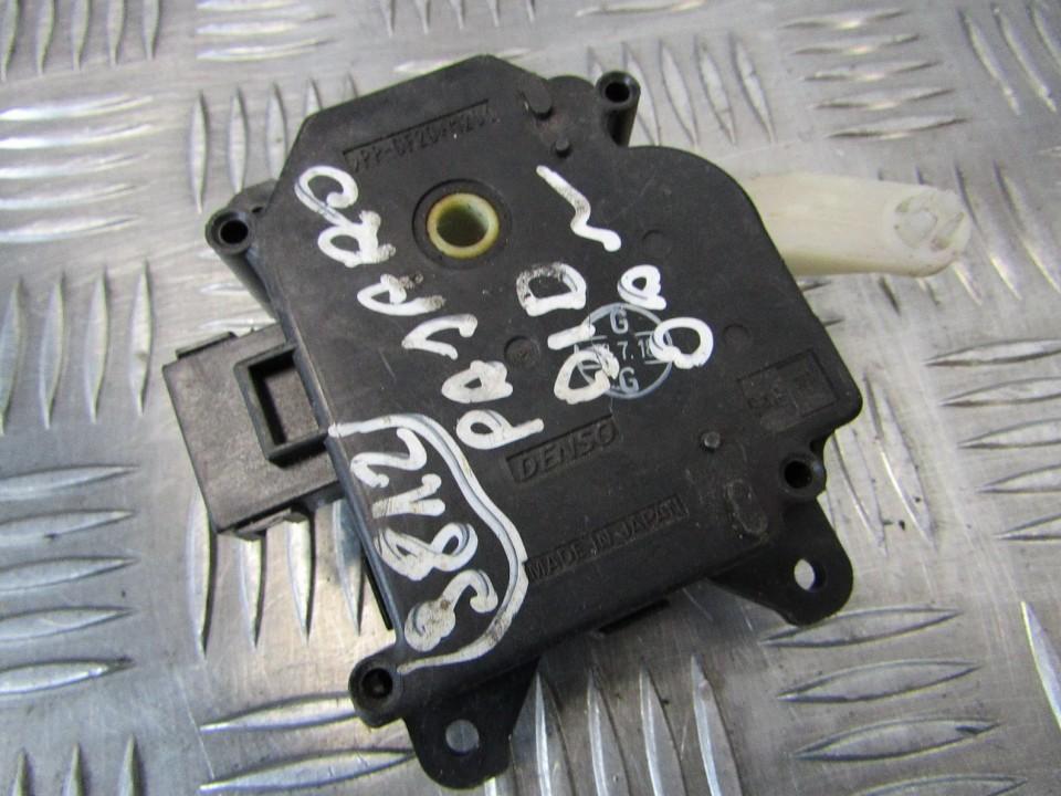 Peciuko sklendes varikliukas 0637007040 063700-7040 Mitsubishi PAJERO 2001 3.2