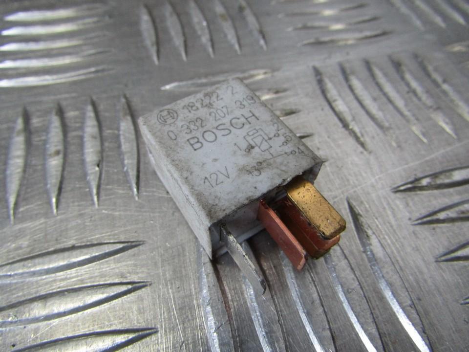 Rele 0332207319 used SAAB 9-5 2001 3.0