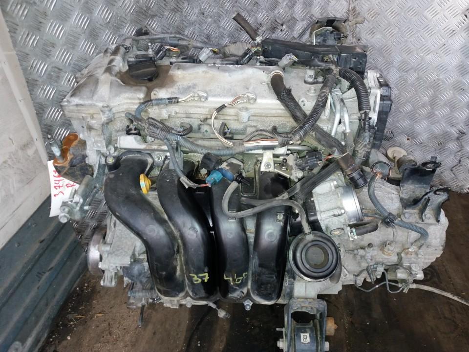 Engine 3ZR A3ZR-A12 Toyota RAV-4 2003 2.0