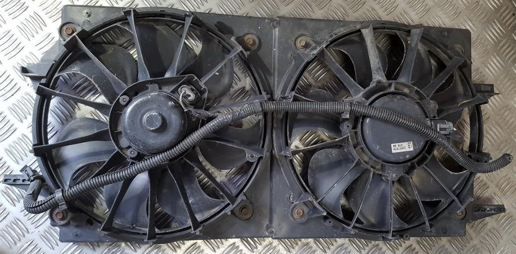 Difuzorius (radiatoriaus ventiliatorius) 22657876 07699 Chevrolet ALERO 1999 3.4