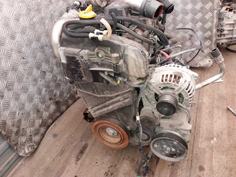 K9K802 Engine Renault Kangoo 2013 1 5L 720EUR EIS00438831 | Used