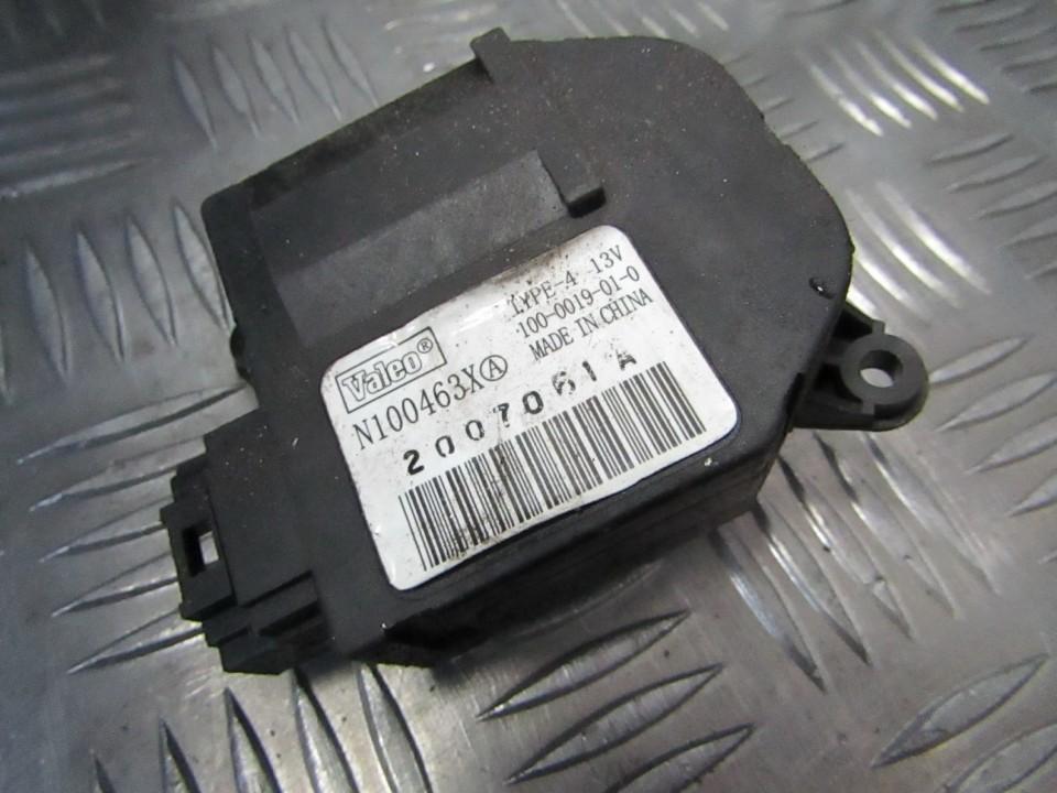 Peciuko sklendes varikliukas n100463x used Citroen C3 2003 1.4