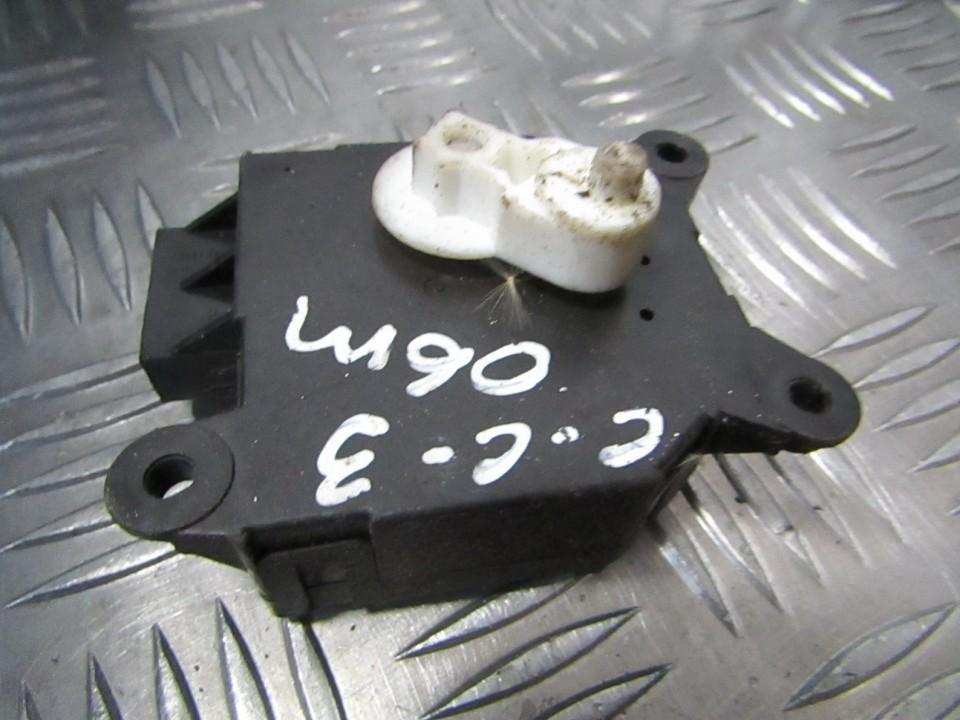 n100463x used Heater Vent Flap Control Actuator Motor Citroen C3