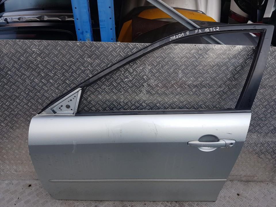 Doors - front left side pilkos used Mazda 6 2014 2.2