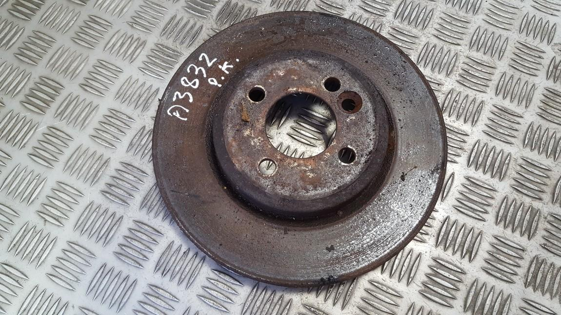 MINI  ONE Priekinis stabdziu diskas