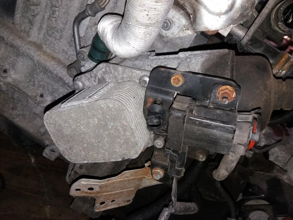 Tepalo filtro korpusas USED   Ford FIESTA 2013 1.6