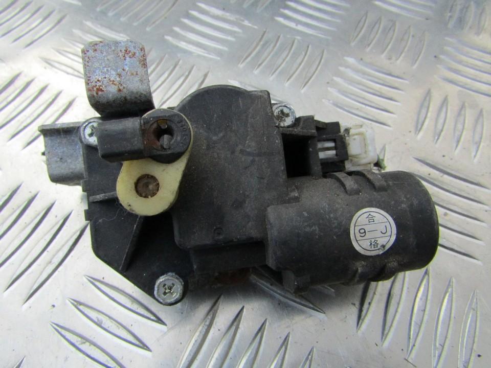 Peciuko sklendes varikliukas used used Subaru LEGACY 1996 2.0