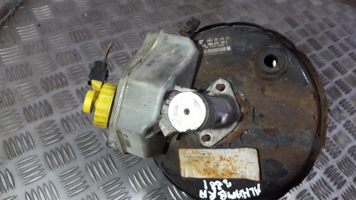 Pagrindinis stabdziu cilindras 7M4612100E 03.7757-2805.4, 03.77572805.4, 037757-28054, YM212B195DB Seat ALHAMBRA 2001 1.9