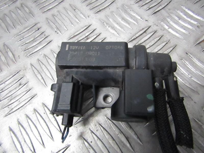 Electrical selenoid (Electromagnetic solenoid) 258190R011 25819-0R011, 7.00513.08 Toyota AURIS 2007 2.2