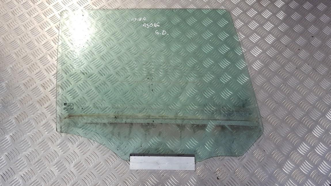 Duru stiklas G.D. used used Opel ZAFIRA 2006 1.6