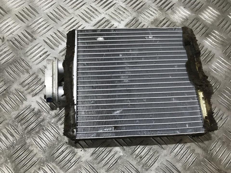 Salono peciuko radiatorius 6q0919031 48237 Volkswagen POLO 1993 1.0