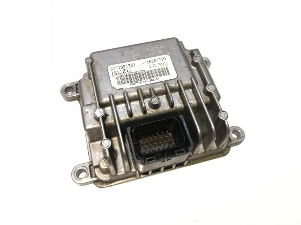 Electronic Diesel Control (EDC) Opel Astra 2000    1.7 8971891361