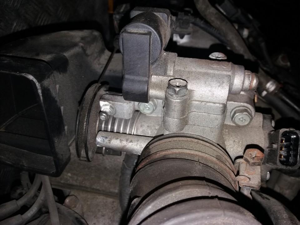 3510002940 35100-02940 High Flow Throttle Body Valve (Air