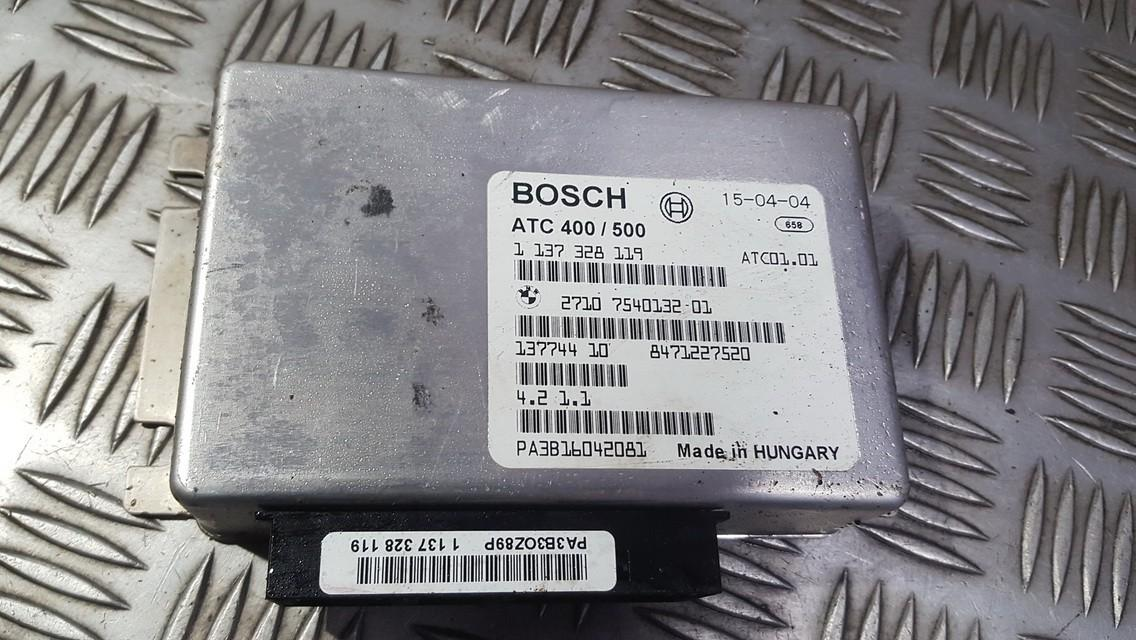 TRANSFER CASE CONTROL MODULE UNIT BMW X5 2004    4.4 1137328119