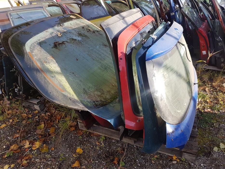 melynas used Galinis dangtis G (kapotas) Peugeot 307 2001 0.0L 32EUR EIS00449025