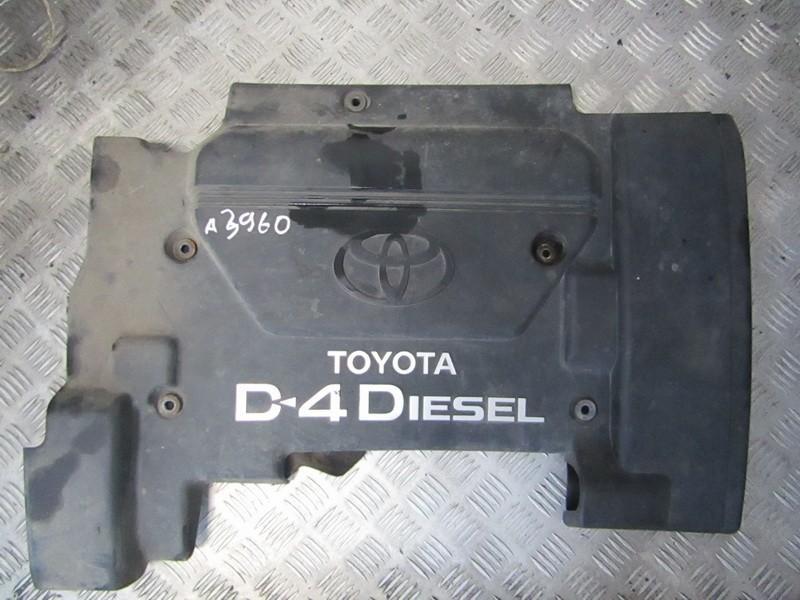 Variklio dekoratyvine apsauga used used Toyota AVENSIS 2001 2.0