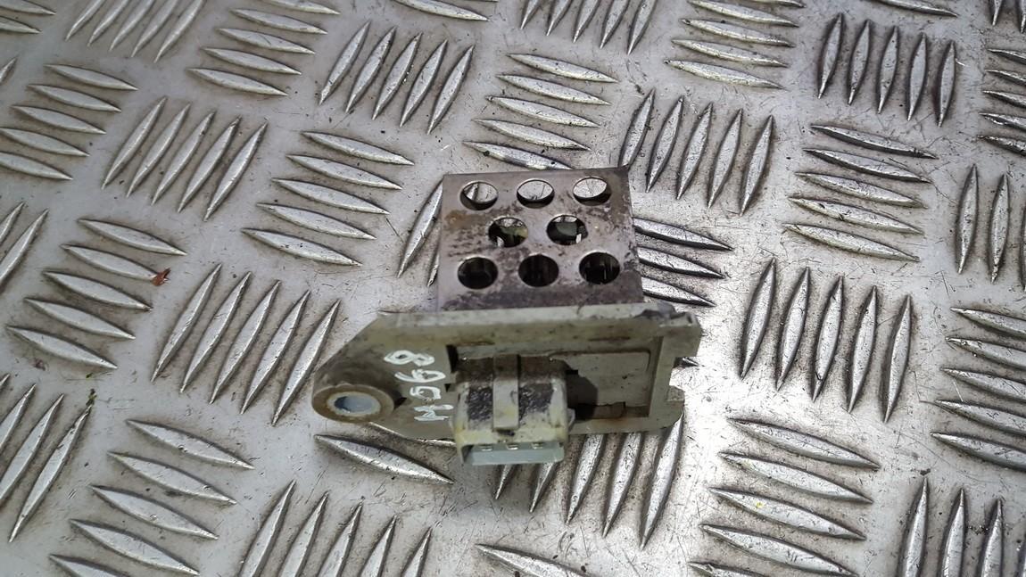 Peciuko reostatas 9641212580 used Citroen XSARA PICASSO 2000 2.0