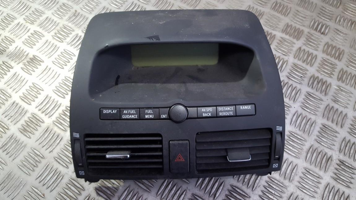 Ekranelis 8611005020 86110-05020 Toyota AVENSIS 2011 2.0