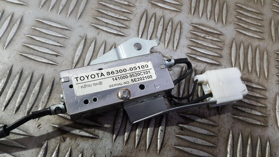 Antenos blokelis 3630005100 36300-05100 141000-9520c101 Toyota AVENSIS 2006 2.0