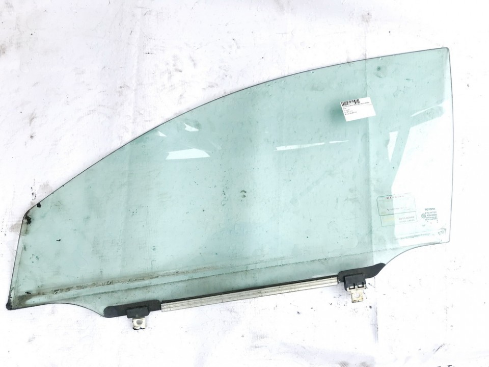 Toyota  Avensis Door-Drop Glass front left