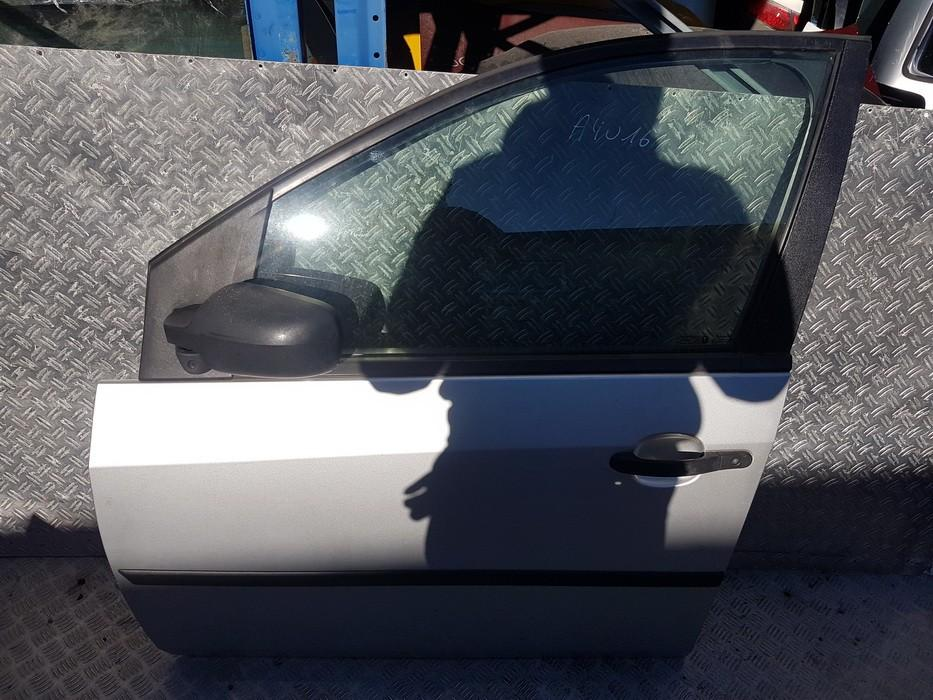 Doors - front left side sidabrines used Ford FIESTA 2009 1.3