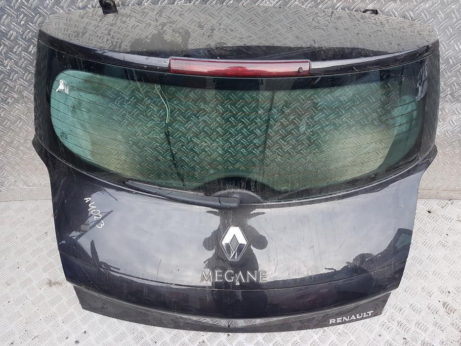 Galinis dangtis G (kapotas) juodas used Renault MEGANE SCENIC 1997 1.6