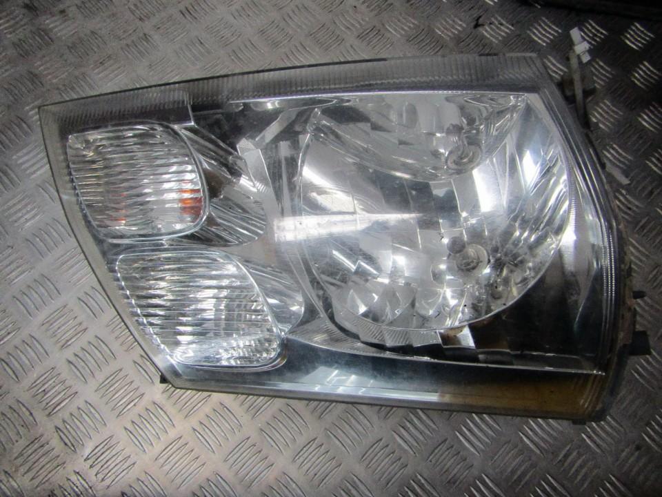 Zibintas P.D. used used Toyota HIACE 2008 2.5