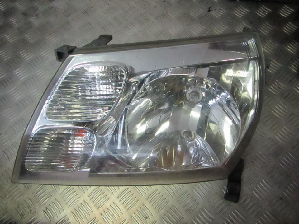 Zibintas P.K. USED USED Toyota HIACE 2008 2.5