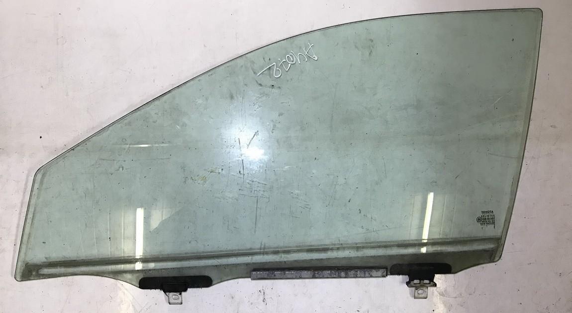 Duru stiklas P.K. used used Toyota COROLLA 1992 1.6