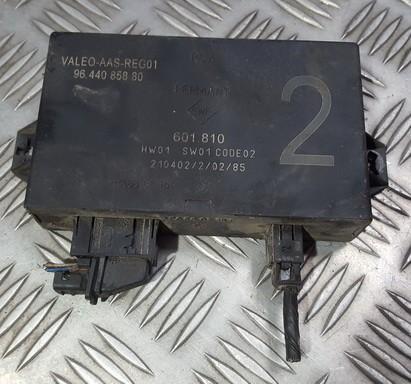 Parktroniku kompiuteris 9644085880 601810 Peugeot 307 2002 2.0