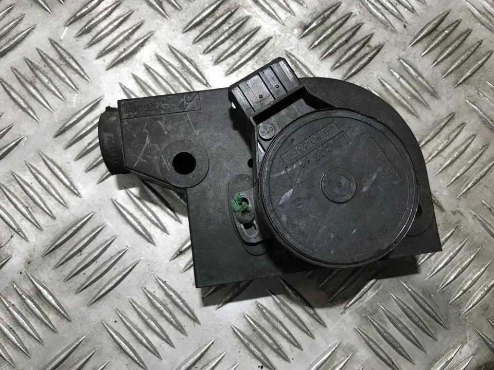 Elektrinis greicio pedalas 9160531 9160-531 Peugeot 406 1998 1.9