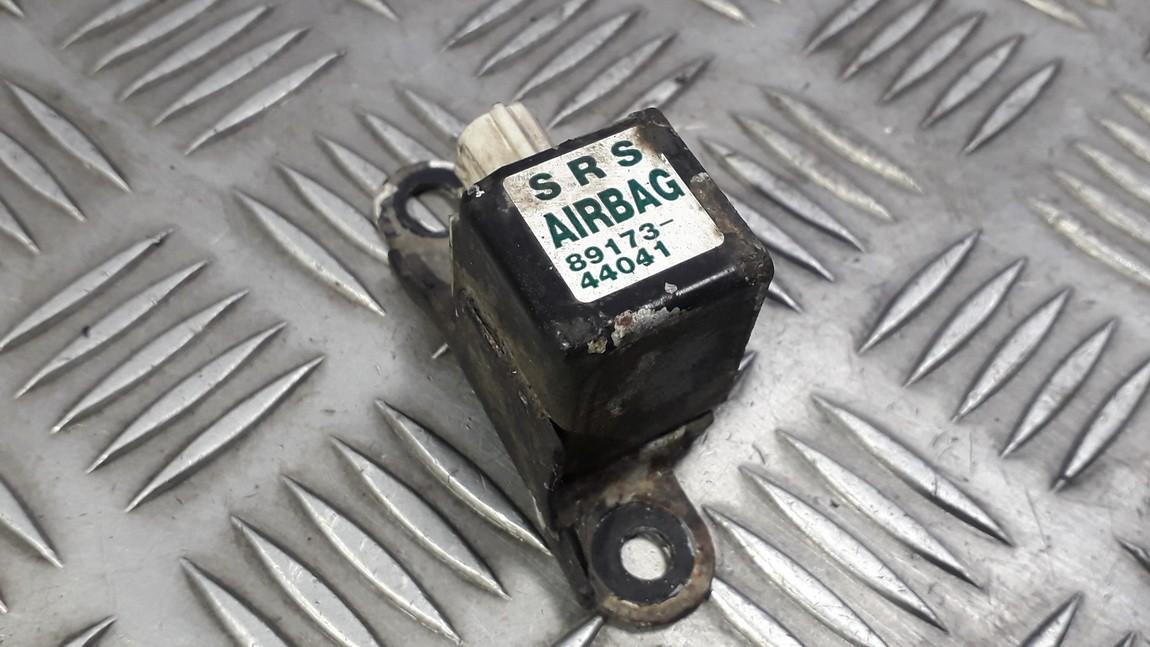 Srs Airbag daviklis 8917344041 89173-44041 Toyota AVENSIS VERSO 2001 2.0