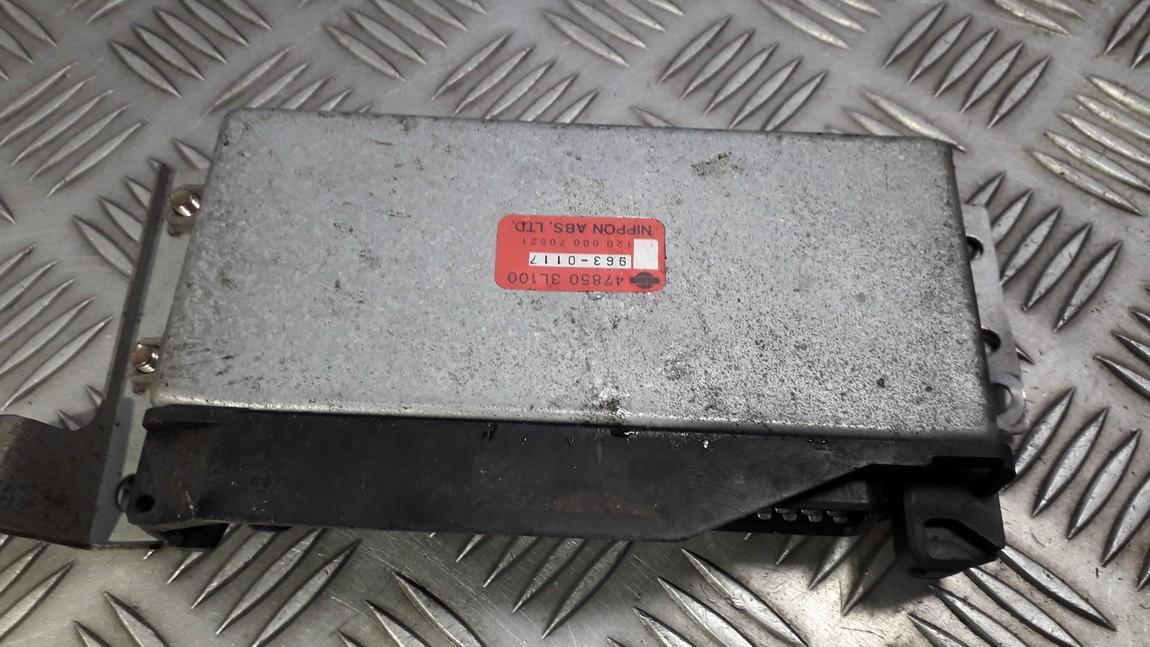 Nissan  Maxima ABS Computer
