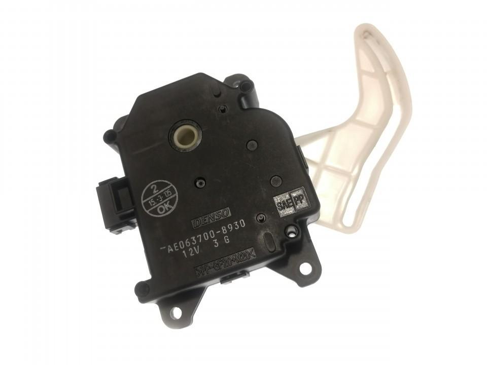 Peciuko sklendes varikliukas AE0637008930 AE063700-8930 Toyota COROLLA 2003 1.6
