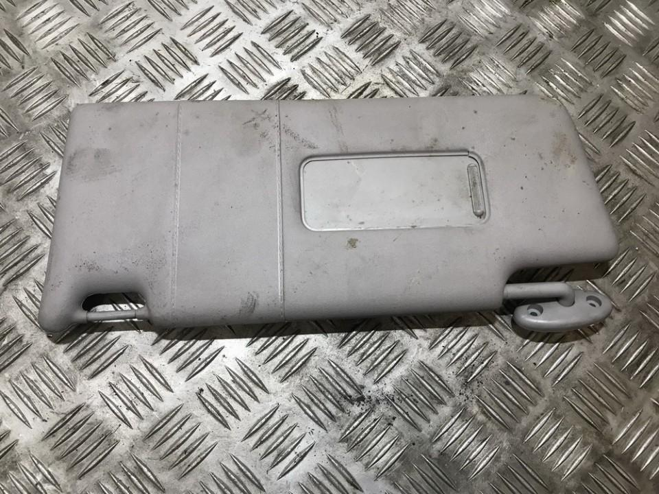 Apsauga nuo saules used used Ford MONDEO 2006 1.8
