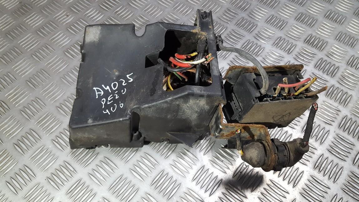 Saugikliu deze used used Peugeot 406 1999 3.0